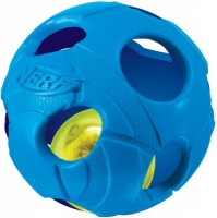 Nerf Dog Illuma-Action - Light up Ball (S) - Piłka z oświetleniem LED dla psa