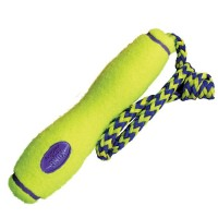 Kong Air Fetch Stick with Rope (L) - aport ze sznurkiem dla psa