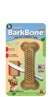 Pet Qwerks Bark Bone Wood with Mint Flavor Infused (S) - zabawka o smaku mięty do żucia dla psa