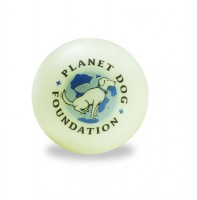 Planet Dog Glow for Good (M) ø 6,5cm - piłka filantropka