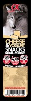 Alpha Spirit Cheese & Yogurt Snacks 35g - kostki ser i jogurt