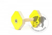 Collision Course Aport Obedience YELLOW S