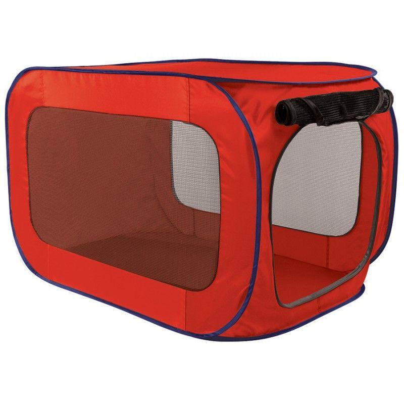 Sport Pets Designs Portable Dog Kennel (M) składany
