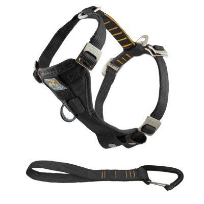 Kurgo Enhanced Strenght Tru-Fit Dog Car Harness (M) - samochodowe szelki dla psa