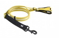 Hurtta Jogging Leash 60-90cm x 2cm - smycz do biegania z psem