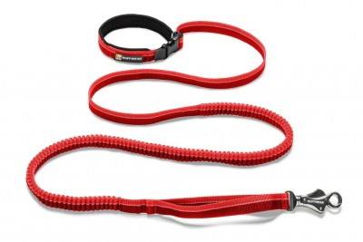 Ruffwear Roamer Leash: Red Currant