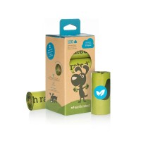 Earth Rated Eco-Friendly PoopBags Uncented (8 x 15 szt.) - bezzapachowe woreczki na psie kupy