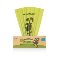 Earth Rated Eco-Friendly PoopBags Uncented (300szt.) - bezzapachowe woreczki na psie kupy