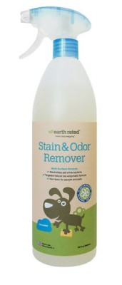 Earth Rated Unscented Stain & Odor Remover (950ml) - enzymatyczny neutralizator zapachów
