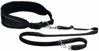 Trixie Waist Belt with Leash (L) - pas biodrowy do biegania ze średnim psem