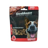 Meat Love Air Dried Training Minis 100% Beef (100g) - smakołyki treningowe z wołowiny dla psa