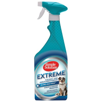 Simple Solution Extreme Stain & Odor Remover (750ml) - skoncentrowany odplamiacz i dezodorant