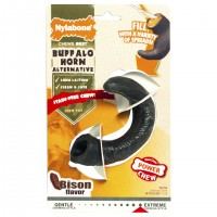 Nylabone Power Bison Horn Alternative (M) - nylonowy róg bizona do żucia dla psa