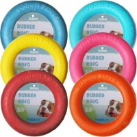 Tough Toys Rubber Ring (ø 9cm) - gumowe ringo dla psa
