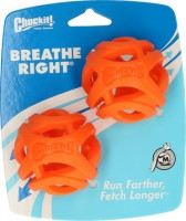 Chuckit! Breathe Right Ball 2 PACK (M)  ø 6,5cm - piłka dla psa