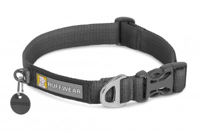 Ruffwear Front Range Collar, kolor: Twilight Gray