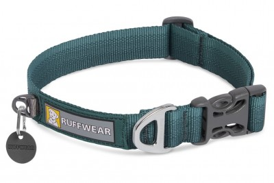 Ruffwear Front Range Collar, kolor: Huckleberry Blue