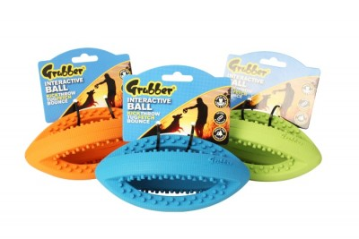 Grubber Rugby Ball MINI