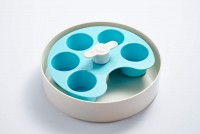PetDreamHouse SPIN Dynamic Pet Bowl Palette  - interaktywna miska dla psa