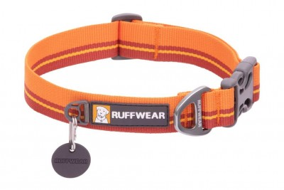 Ruffwear Flat Out Dog Collar (S / 28-36cm) NEW DESIGN - obroża dla psa