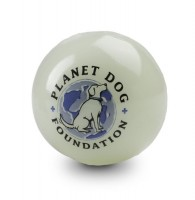 Planet Dog Glow for Good (M/L) ø 7,5cm - piłka filantropka